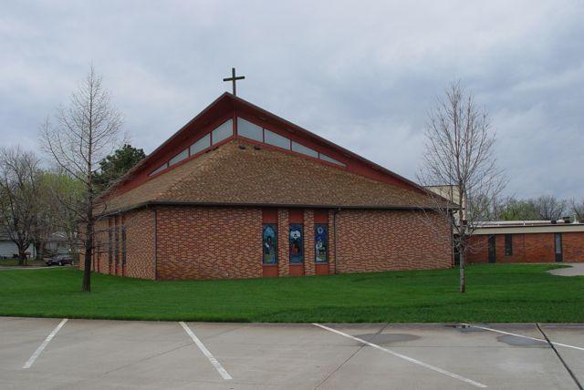Christ the King Lutheran Church 111 Magnolia Salina KS