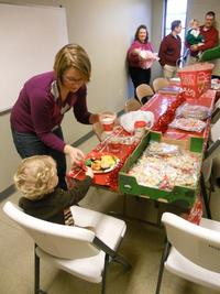 YABS Lutheran Holiday Cookie Exchange at Christ the King Lutheran Church